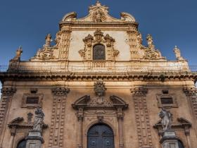church of San Pietro of Modica