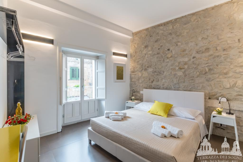 B&B Ragusa - Bed and Breakfast Terrazza dei sogni - Rooms